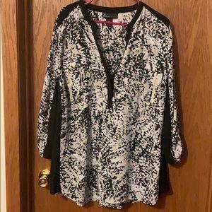 LANE BRYANT Plus size 26/28 blouse